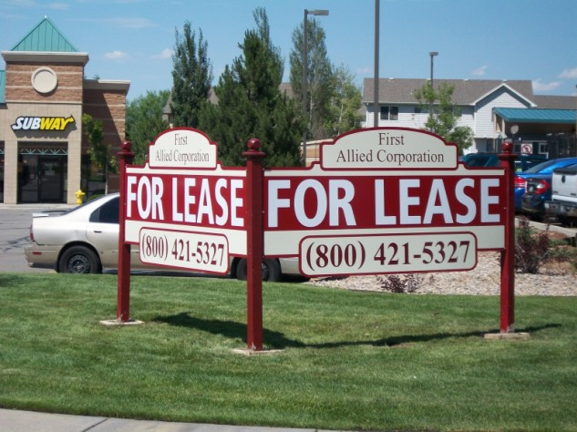 Real Estate and Wood Signs, Lawn Signs
